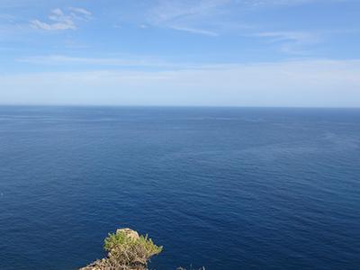 Die direkte Umgebung: Cap de la Nau
