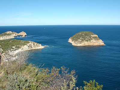 Mediterranes Klima & unberührte Natur