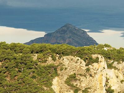 Der Berg: Montgó