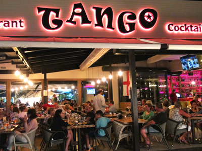 Tango-Bar: Restaurant & Cocktails